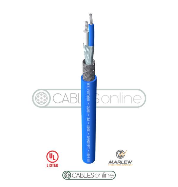 cable plc dcs automatización industrial