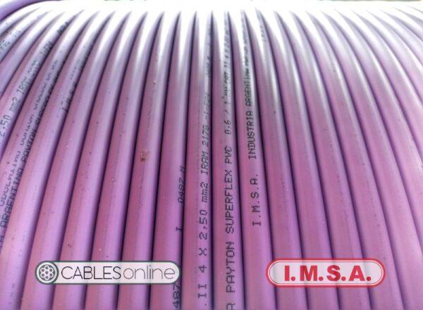 bobina cable subterraneo payton imsa